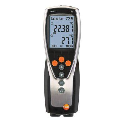 Máy đo nhiệt độ Testo 735-1