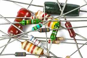 Điện trở: Phân loại, Công dụng, Cách dùng