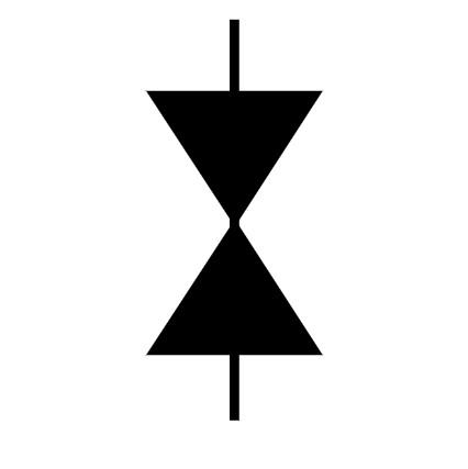Biểu tượng diode Gunn